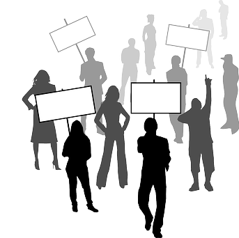 Manifestation, revendications